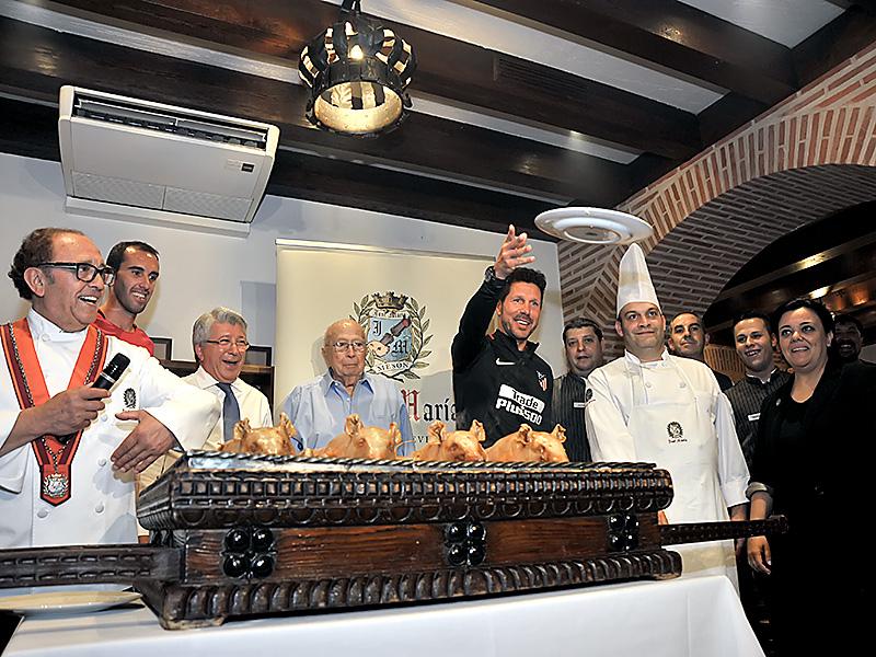 IEl restaurante José María despierta el otoño con nuevos productos y renovada carta