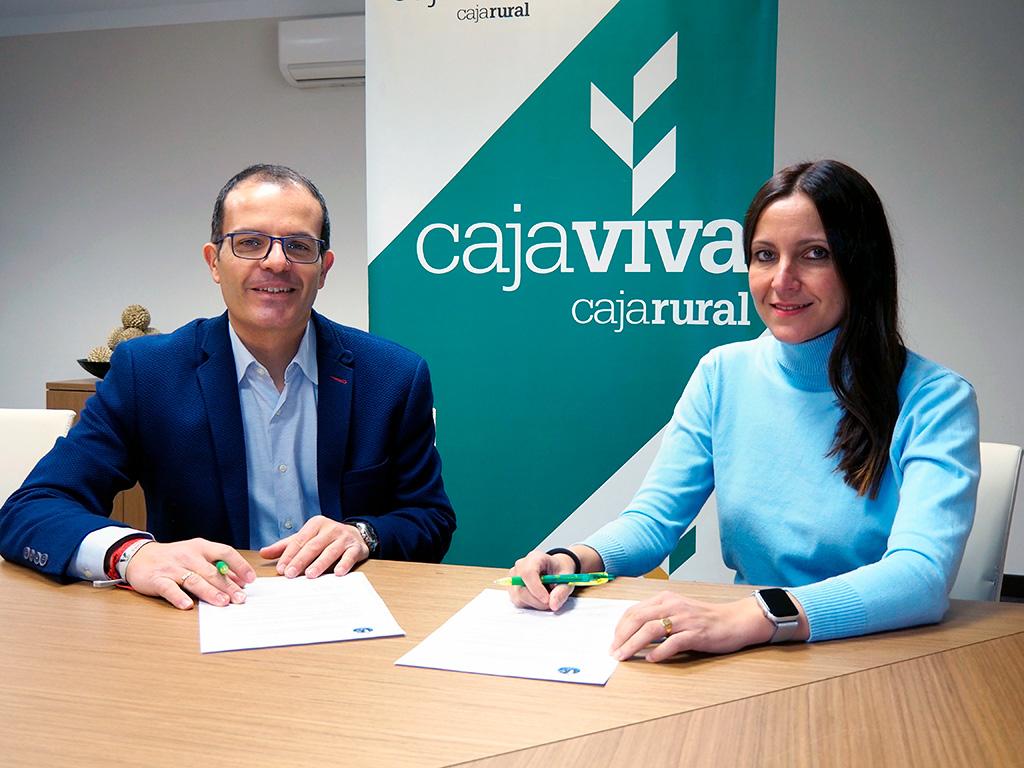 ILa Asociación Segoviana de la Prensa Deportiva renuevael convenio de colaboración con la Fundación Caja Rural