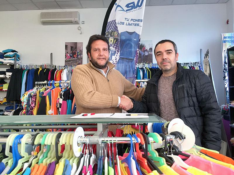 ILa Asociación Segoviana de la Prensa Deportiva renueva el convenio de colaboración con Mundo Laboral